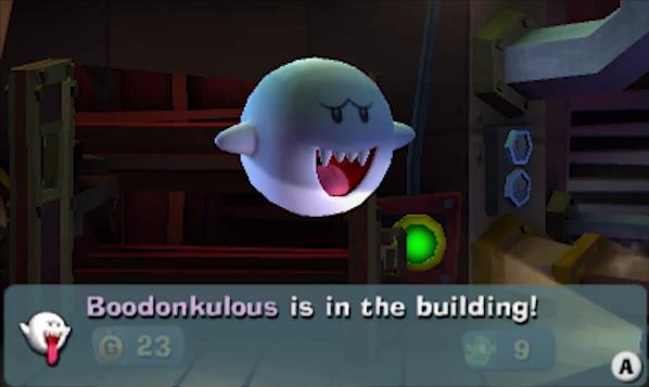List Of Boos In Luigi S Mansion Dark Moon Super Mario
