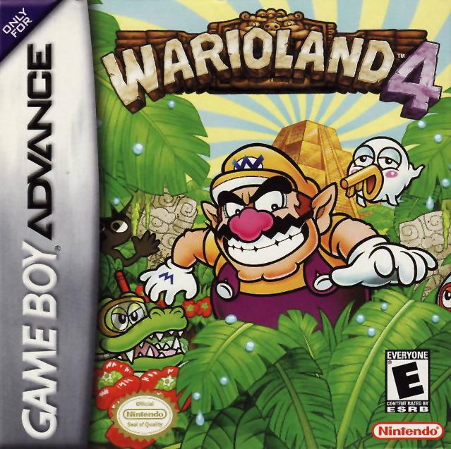 Roblox Field Of Battle Wiki Gems Wario Land 4 Super Mario Wiki The Mario Encyclopedia