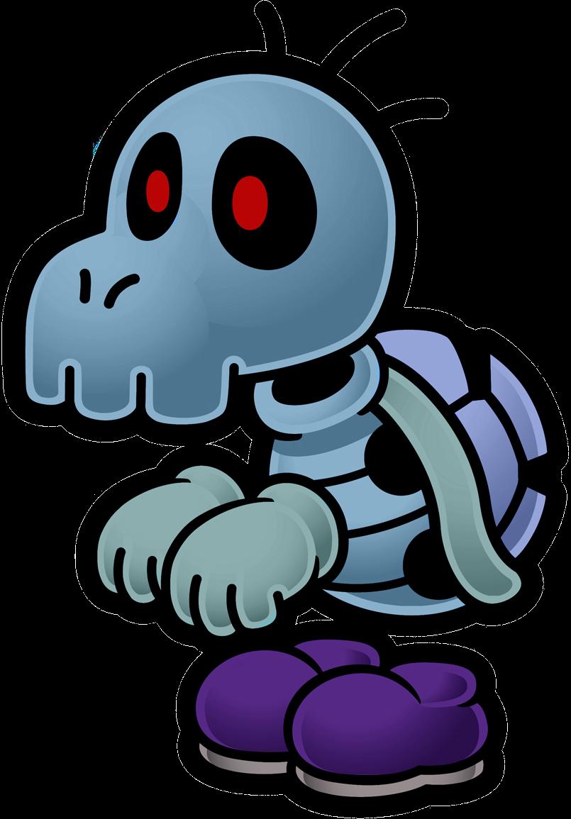 Dark Bones - Super Mario Wiki, the Mario encyclopedia