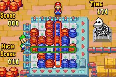 Barrel Minigame Super Mario Wiki The Mario Encyclopedia