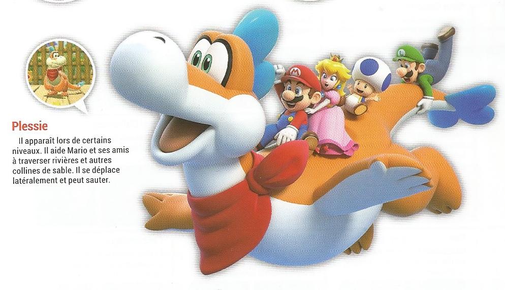 Plessie Super Mario Wiki The Mario Encyclopedia