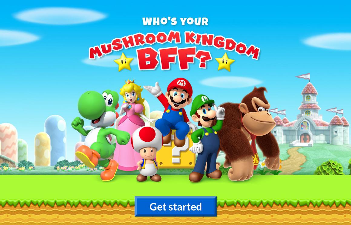 Who S Your Mushroom Kingdom Bff Super Mario Wiki The Mario