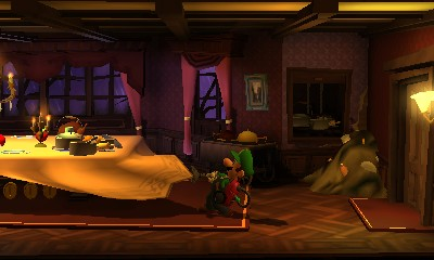 analyzing the gloomy mansion of luigis mansion dark moon