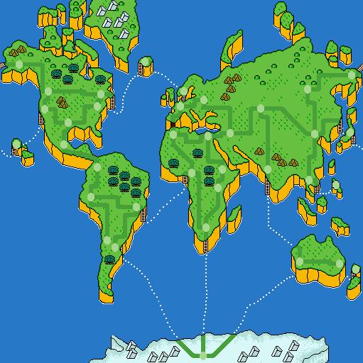 Earth Super Mario Wiki The Mario Encyclopedia