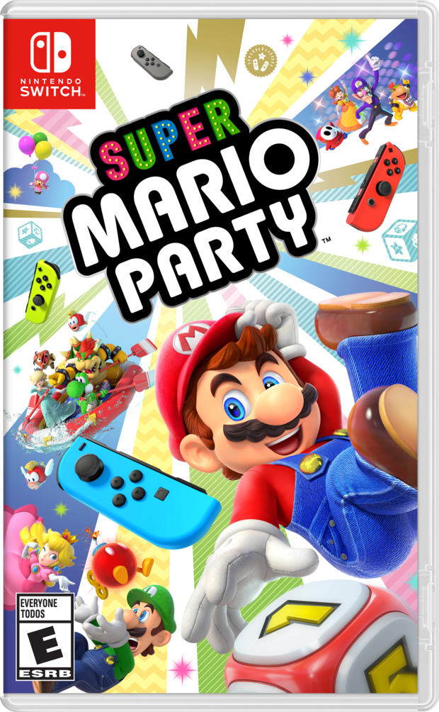 Super Mario Party Super Mario Wiki The Mario Encyclopedia