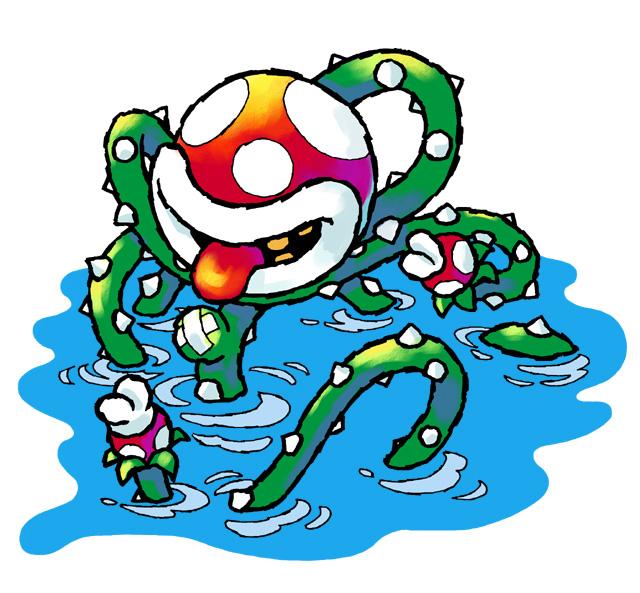 Naval Piranha Super Mario Wiki The Mario Encyclopedia