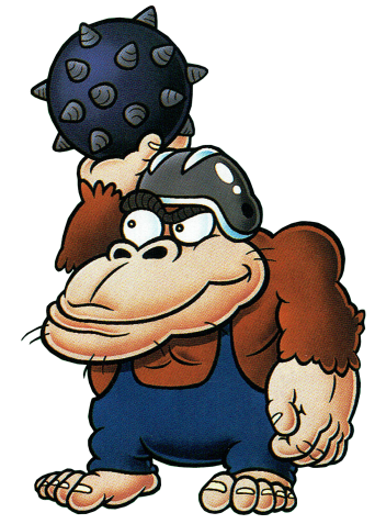 Grunt Wario Land Ii Super Mario Wiki The Mario