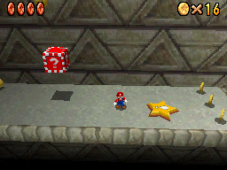 SM64DS Under the Moat Star Switch.png