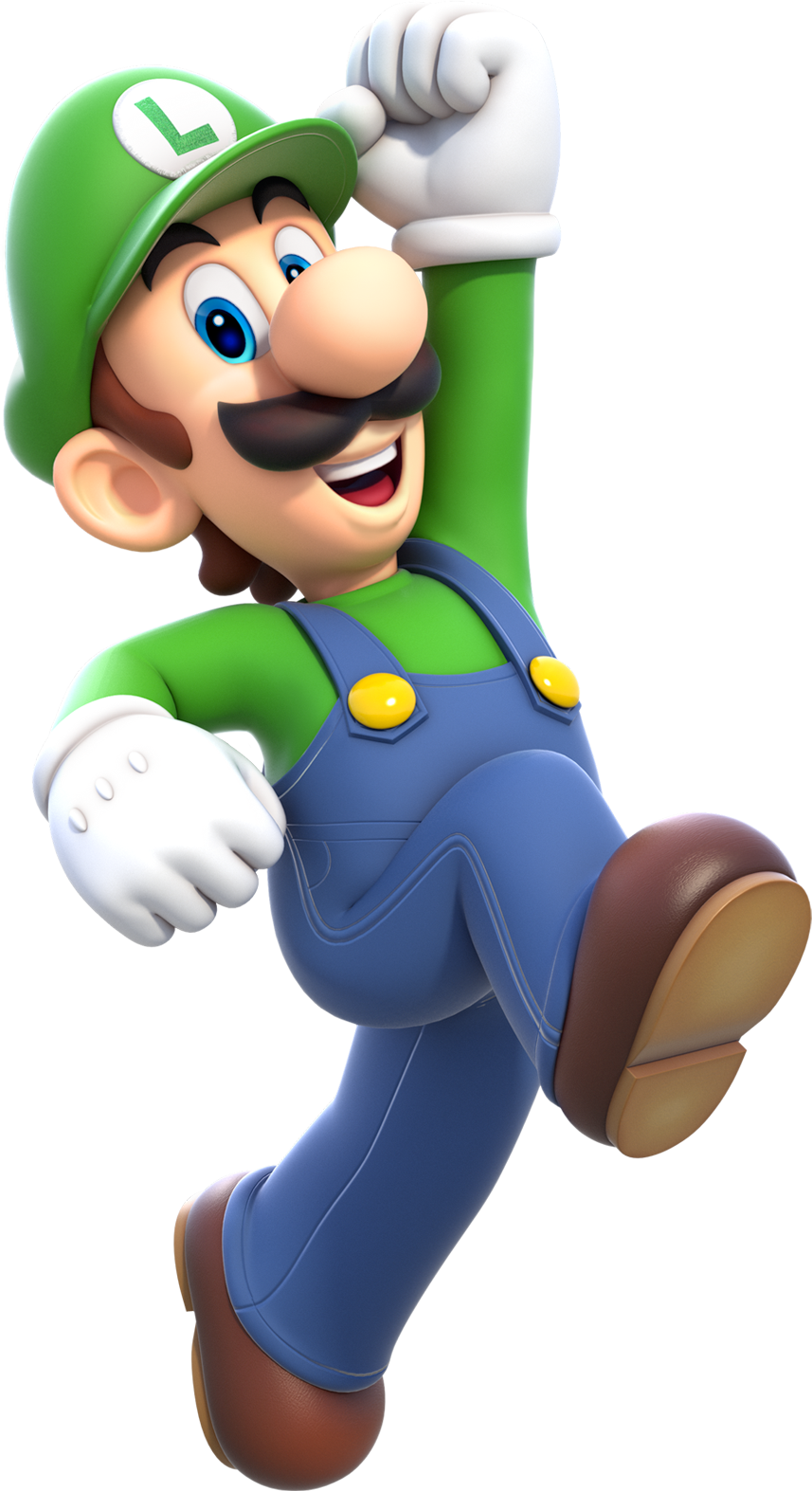 Luigi Cake Images
