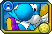 Light-blue Winged Yoshi