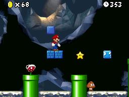 World 1 2 New Super Mario Bros Super Mario Wiki The Mario Encyclopedia