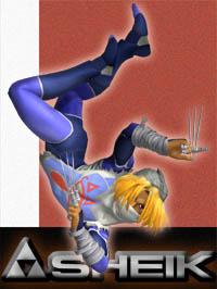 My rankings #5 Super Smash Bros Melee characters MeleeShiek