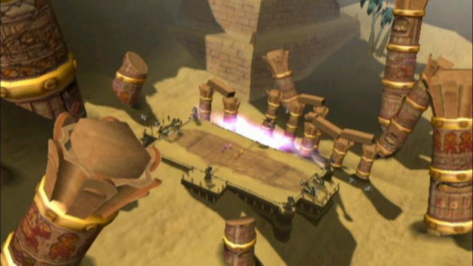 The Sand Tomb - Super Mario Wiki, the Mario encyclopedia