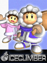 My rankings #5 Super Smash Bros Melee characters Ssbmiceclimbers