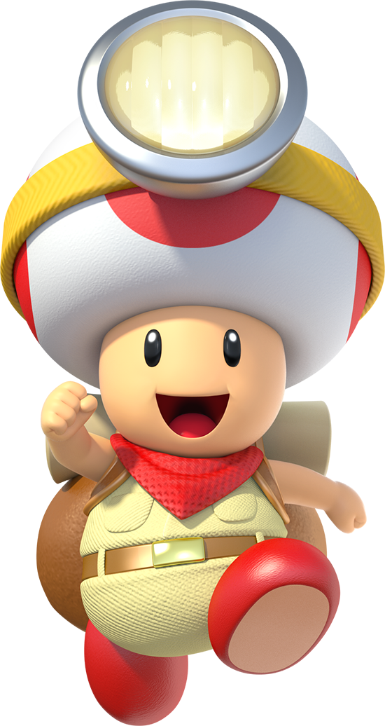 Captain Toad Super Mario Wiki The Mario Encyclopedia