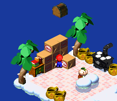 List of Surprise Boxes in Super Mario RPG: Legend of the Seven Stars