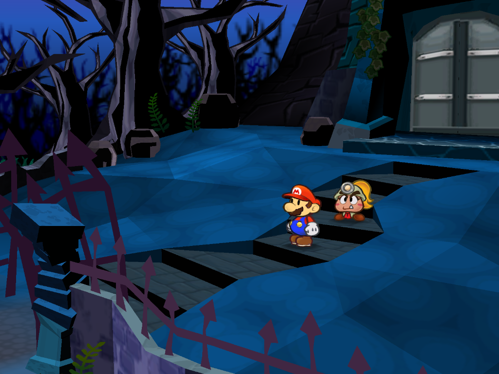 The CarrCom Blog: Worst to Best - Paper Mario: The Thousand Year ...