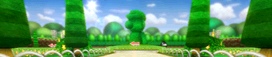 File:MKW DS Peach Gardens Banner.png
