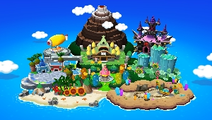Mario Party Island Tour Cost