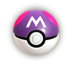 Master Ball - Super Mario Wiki, the Mario encyclopedia