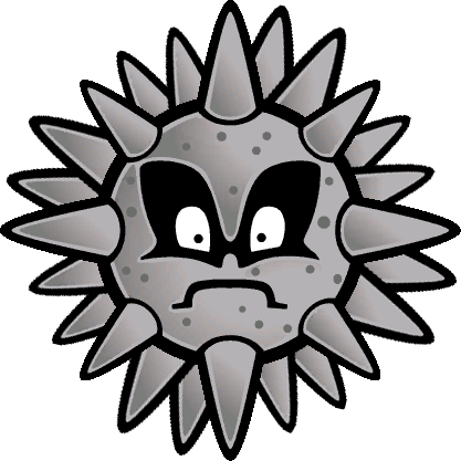 spiny tromp super mario wiki the mario encyclopedia