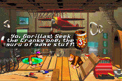 Funky's Flights GBA.png