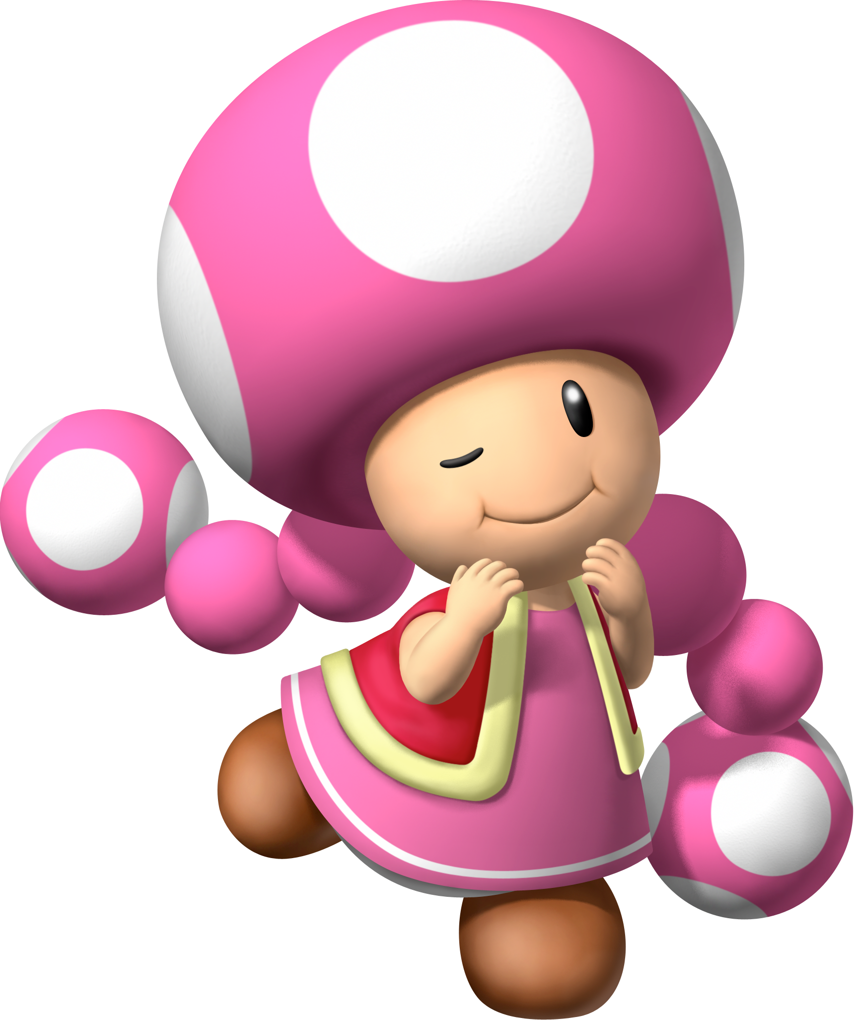 What I M Assuming The Other Mario Characters Will Look