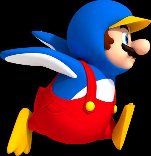 Tipos de Mario Bros Parte 2