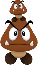 Mariowiki Bjaodn Goomba Super Mario Wiki The Mario Encyclopedia