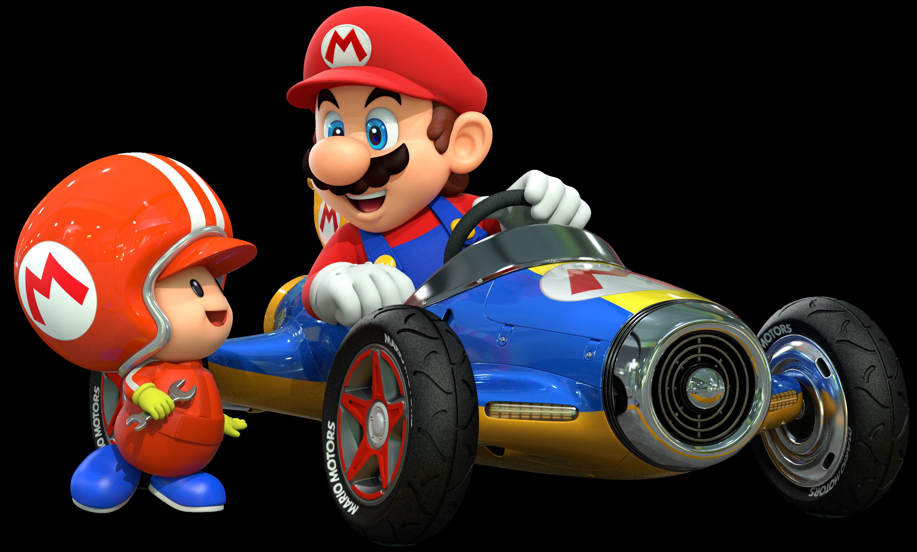 ... Mario Kart 8 (shadowless).png - Super Mario Wiki, the Mario