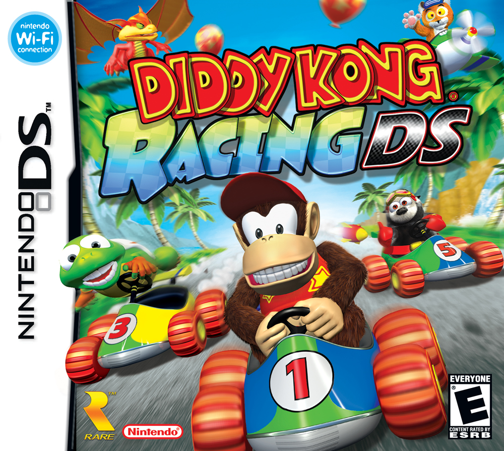 Diddy Kong Racing Ds Super Mario Wiki The Mario Encyclopedia