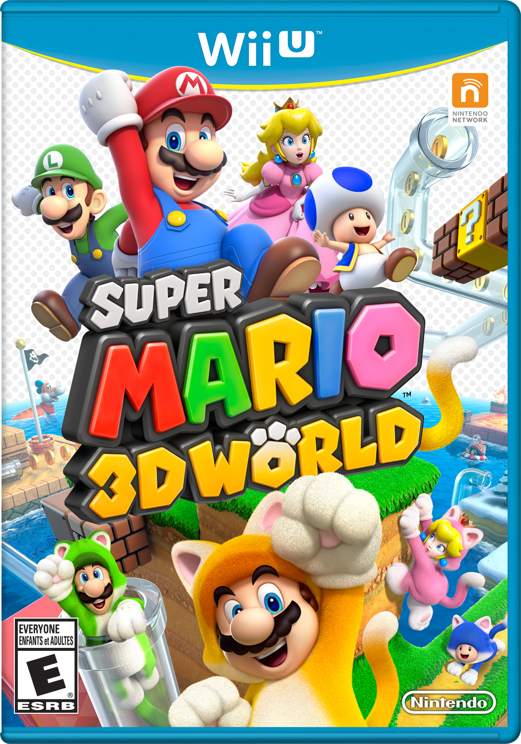Super Mario 3d World Super Mario Wiki The Mario Encyclopedia
