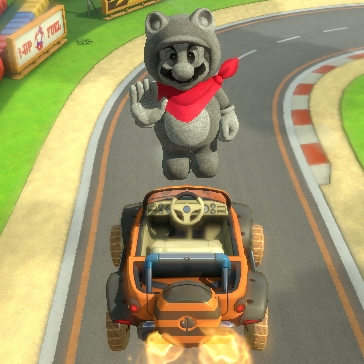 Mario Kart 8 (Video Game) - TV Tropes