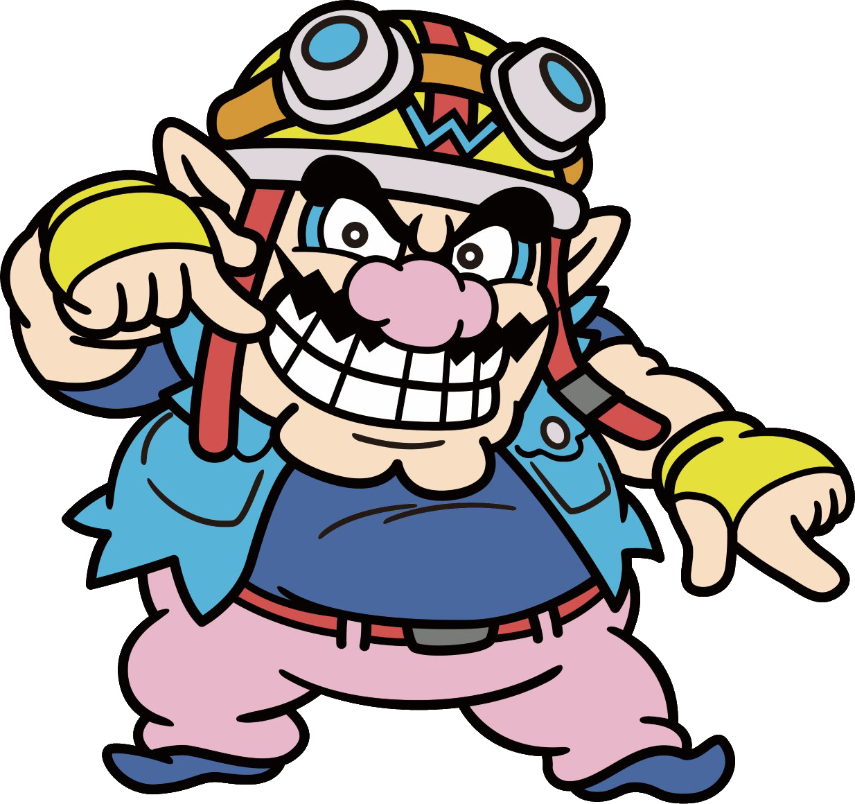 File:Wario Point Gold.png