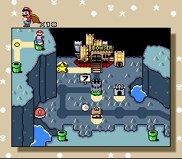 Valley Of Bowser Super Mario Wiki The Mario Encyclopedia