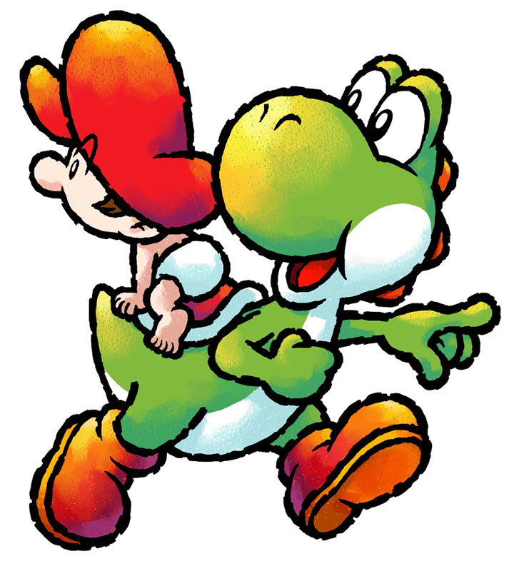 what will become of yoshi  mario party legacy