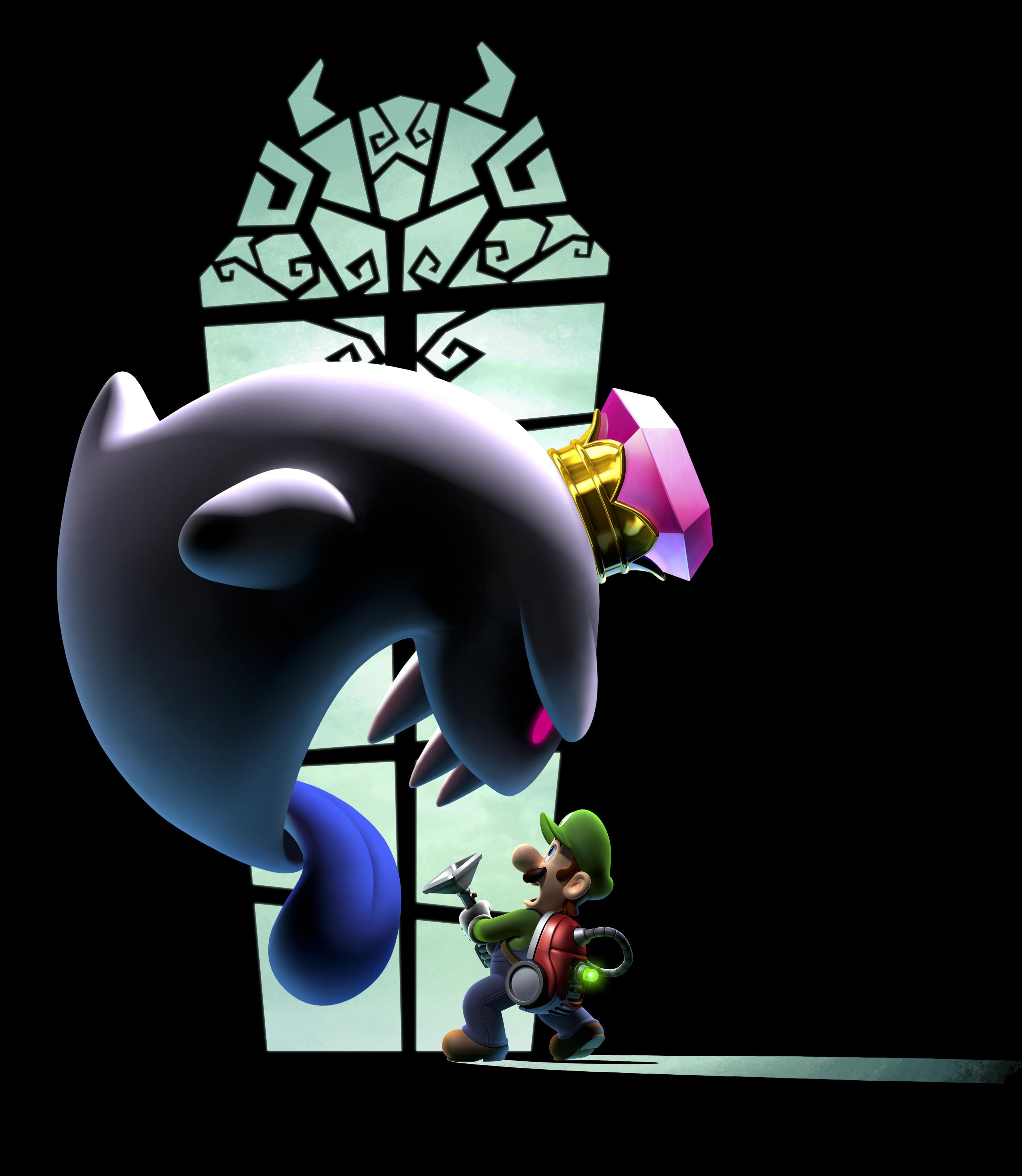 King Boo & Luigi
