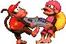 DKC2 2-player contest icon.png