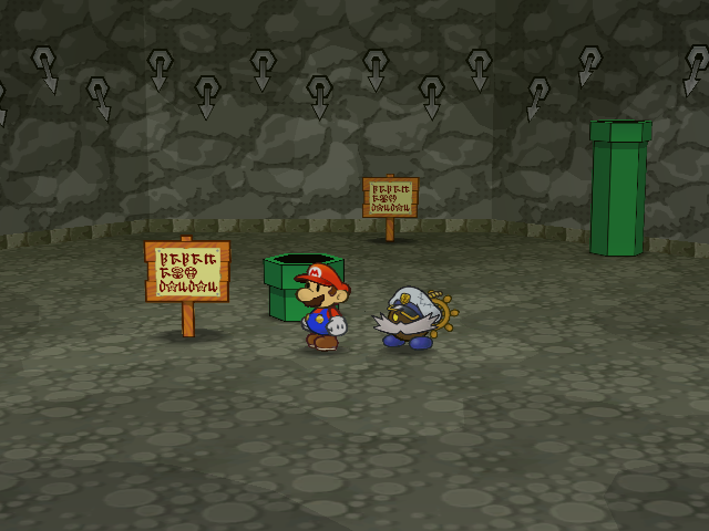 pit of 100 trials paper mario the thousand year door super mario wiki the mario encyclopedia pit of 100 trials paper mario the