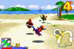 Diddy Kong Pilot (невыпущенная игра для GBA)
