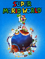 Promotional poster Super Mario World.png