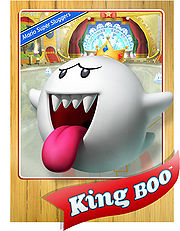 List Of King Boo Profiles And Statistics Super Mario