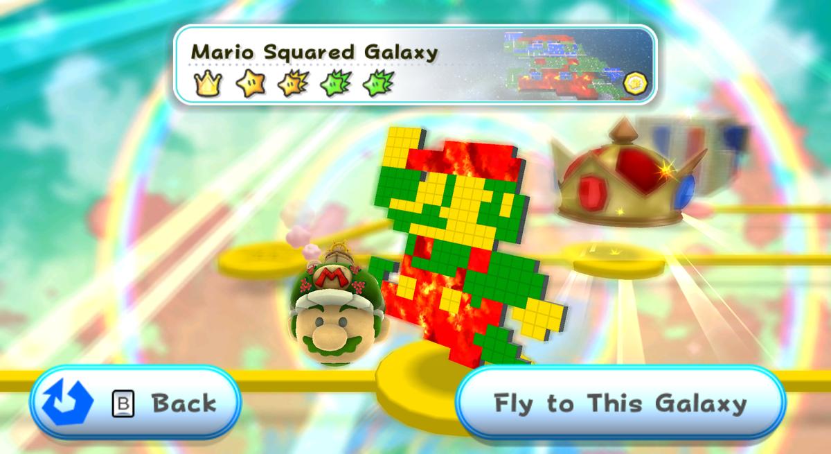 Mario Squared Galaxy - Super Mario Wiki, the Mario encyclopedia