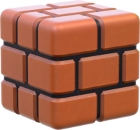 Brick Block Super Mario Wiki The Mario Encyclopedia