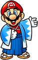 Mario in Japanese attire KCMEX2009.png