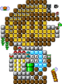 Super Mario Maker - Sprite Mario Art - Super Mario World.png