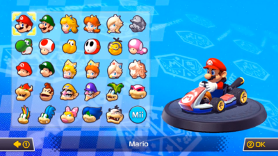 mario kart 8 mario kart 8 characters. Black Bedroom Furniture Sets. Home Design Ideas