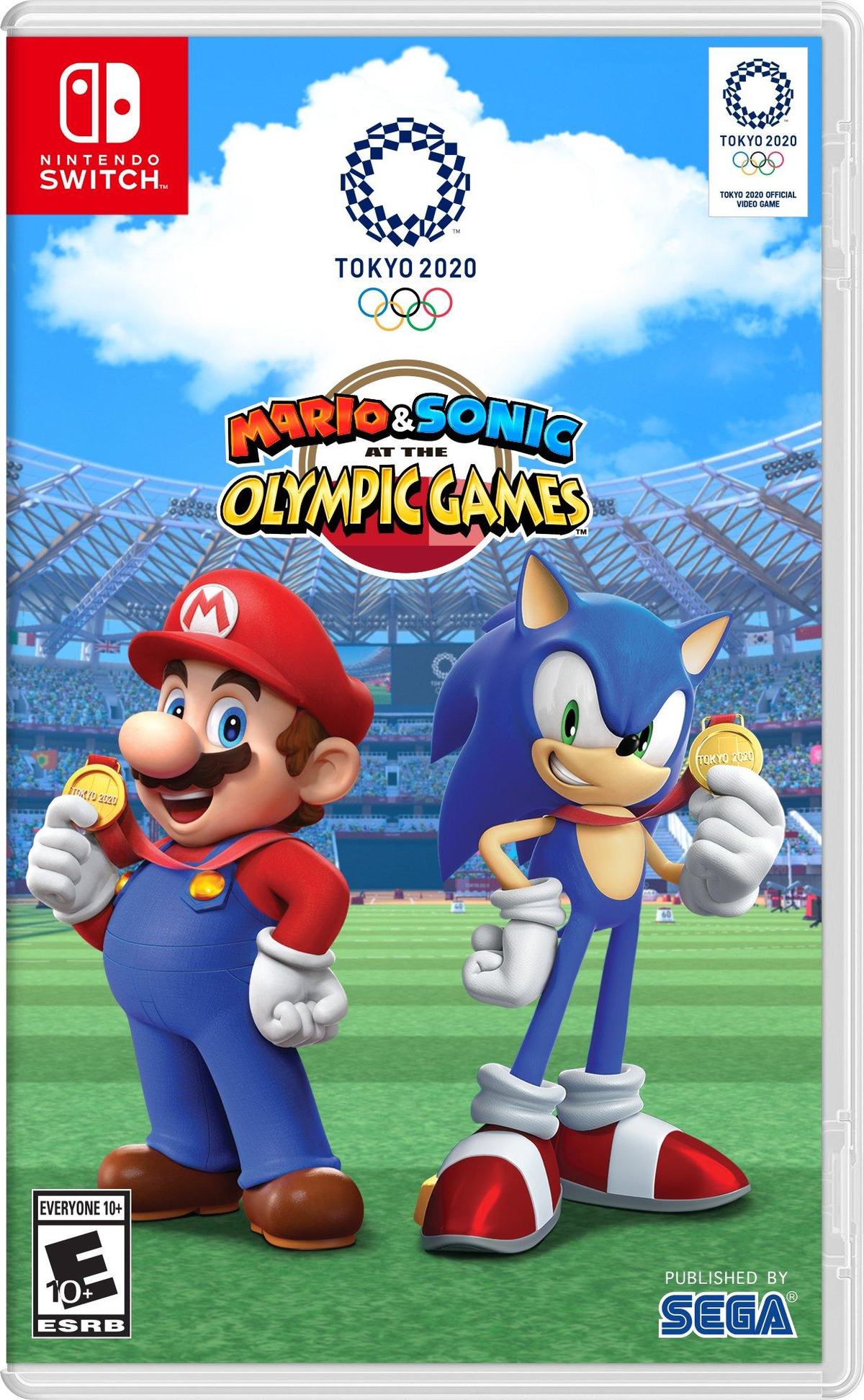 Mario Sonic At The Olympic Games Tokyo 2020 Super Mario Wiki The Mario Encyclopedia
