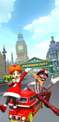London Tour Super Mario Wiki The Mario Encyclopedia
