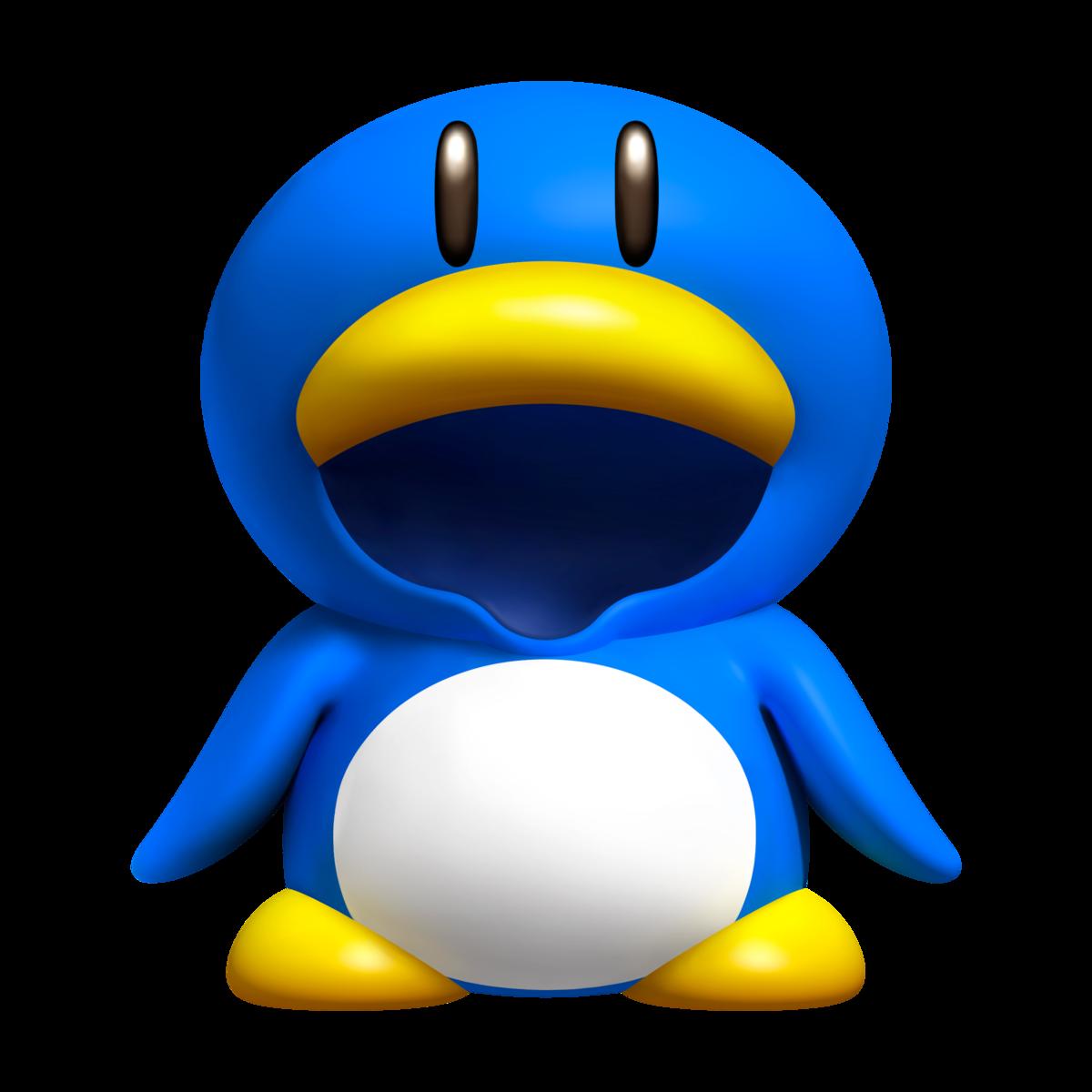Penguin Suit Super Mario Wiki The Mario Encyclopedia